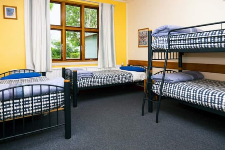 Rawhiti -Comfy, Clean and Quiet-$38 per bed, Bed 1
