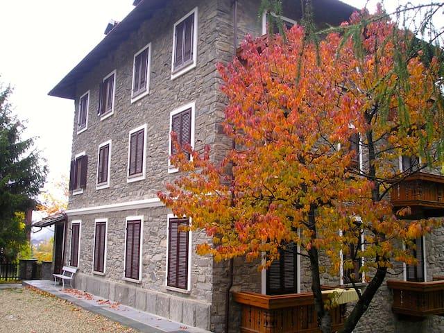 Apartment in mountain Villa - Pragelato-ruà - Apartmen