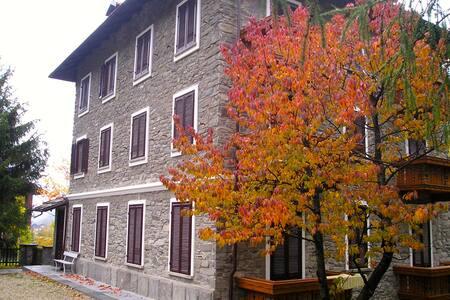 Apartment in mountain Villa - Pragelato-ruà - Wohnung