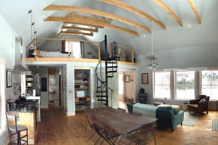 Charming meadow house with view - West Rutland - 獨棟