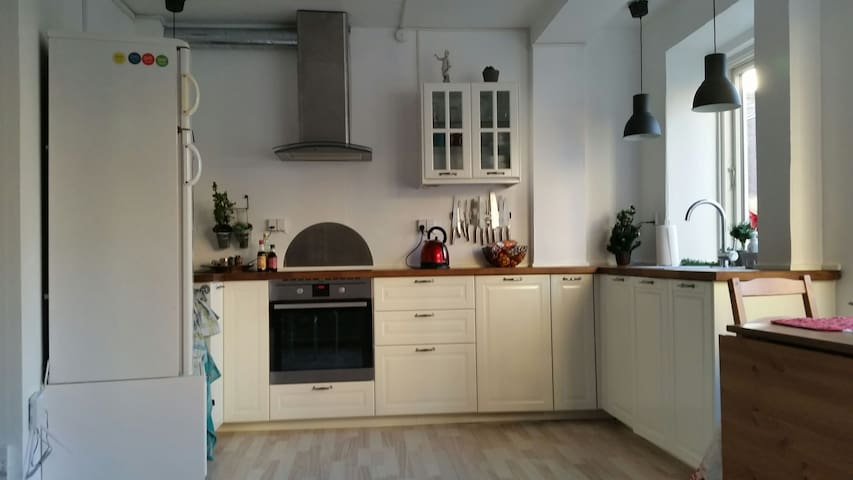Nice renovated apartment in CPH N