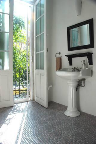 Oaxaca Bathroom