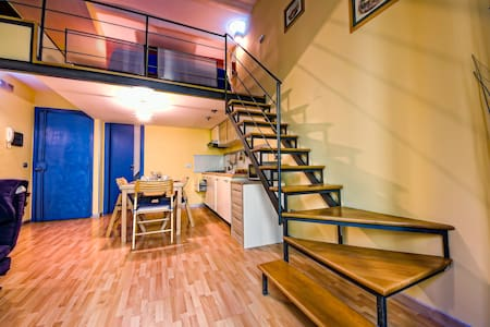 charming small apartment and tours - 那不勒斯