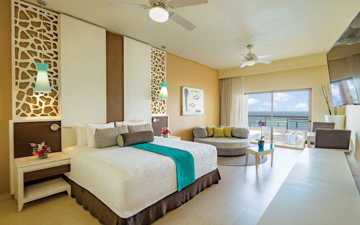 El Dorado Seaside Oceanfront Suite - Cancun