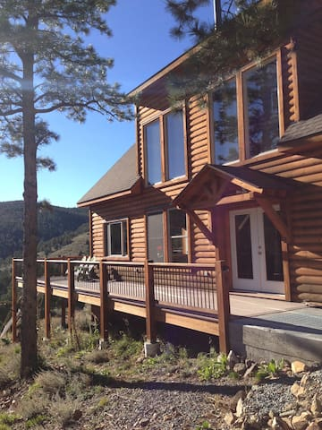 Modern Mountain Home Amazing Views! - Idaho Springs - Casa