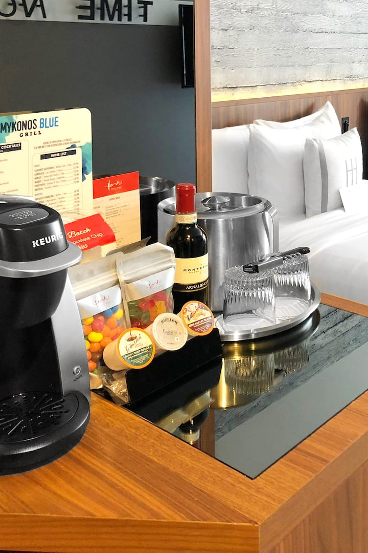 Hotel Henri, Premium Deluxe King