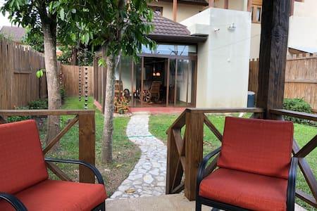 Villa para 4 en Ximenoa River, Jarabacoa