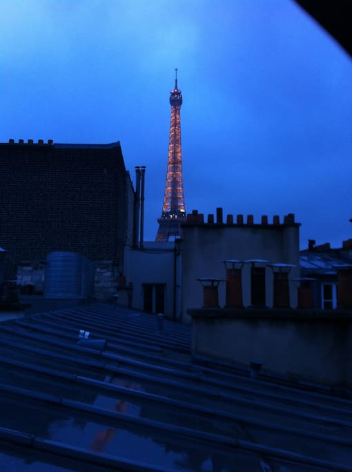 Lovely Studio Paris / Eiffel Tower