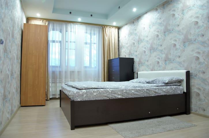 3-х комнатная квартира напротив Соснового Бора