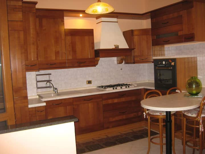 A big nice apartment in Rho