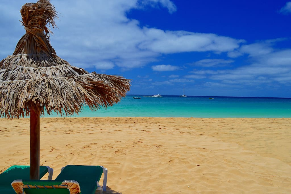 Paradise, Golden Sands and Turquoise Blue Sea