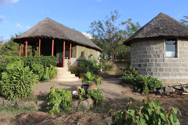 Maji Zima Resort.