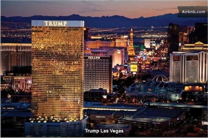 Trump Tower High Floor 2Queen Bed