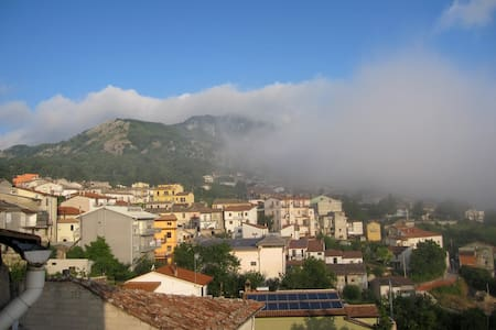 Best view in the village - Castelvetere Sul Calore - Apartment