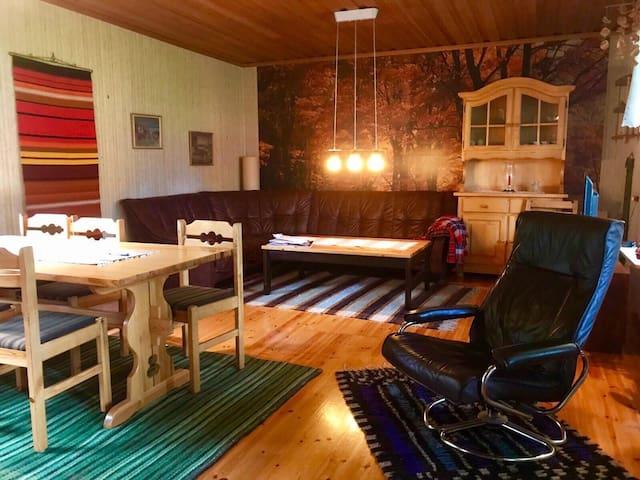 Stuga i Järvsö
