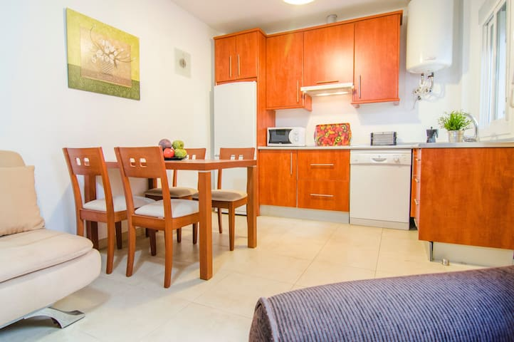 ❤Lovely LOFT ❤ WIFI COSTA DEL SOL BD - El Morche - Apartment