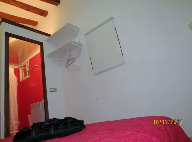 Single room in Gotic centre