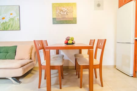 ❤Lovely apartment LOW COST ❤ WIFI - El Morche - Apartamento