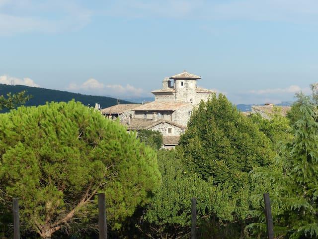 Gite de la ferme du moulin - Saint-Martin-sur-Lavezon - Rumah