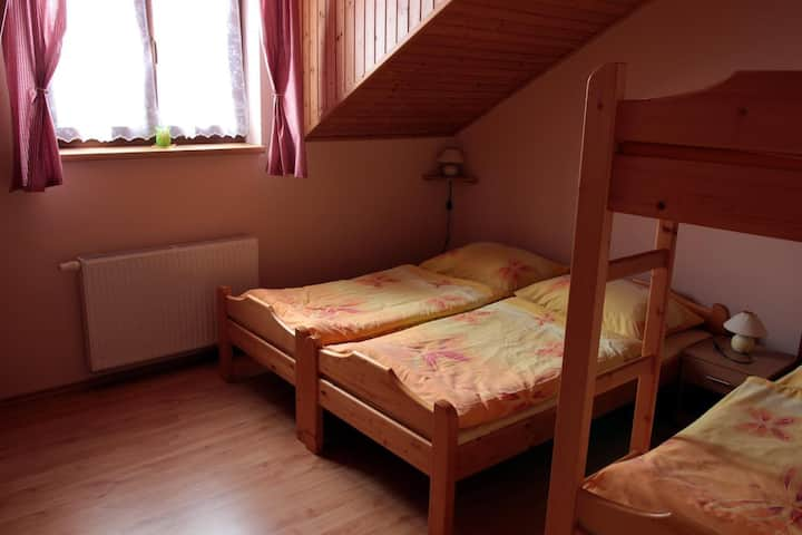 Rekreačný dom pod Dedovou - Kika`s room
