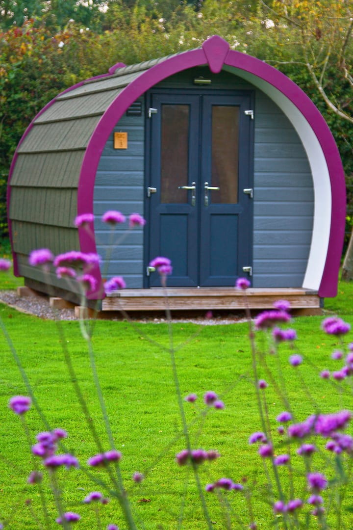 Eco-Pod, York Holiday & Cycle Stop