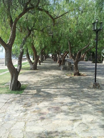 El Parke De Professors must see attraction it's clean, peaceful and free