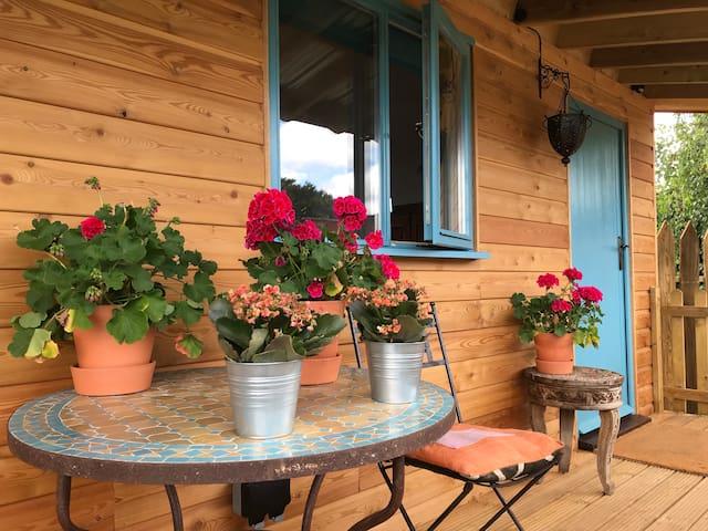 Hunger Hill Cabin - Beautiful East Devon Coast