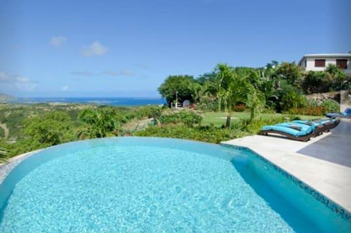 On Island Time (26368) - Upper Prince's Quarter - Villa