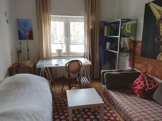 Zimmer im trendigen Flingern