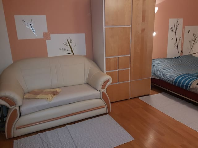 Beautiful Central Apartment near Landstrasse