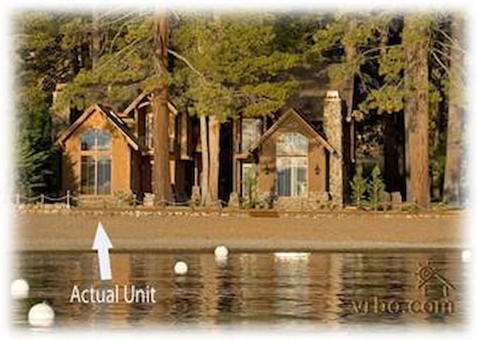 Lakefront Villa-Ski in/out (resort across street!) - Homewood - Dom