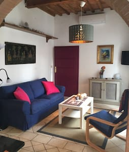 Cute appartment in the historic Pietrasanta - Pietrasanta - Apartmen