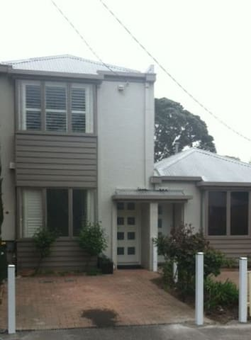 Inner City Luxury Townhouse - Melbourne - Huis