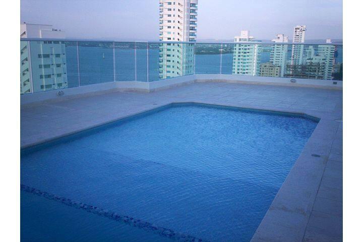 CARTAGENA LUXURY 2 BED / 3 BATH - Cartagena de Indias - Dom