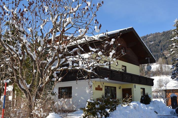Chalet Kammleitn - Watschig - Szoba reggelivel