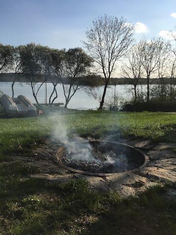 *Ośrodek Wypoczynkowy Sielawa - domki nad jeziorem