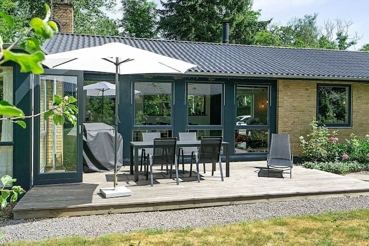 Beautiful Holiday Home in Bornholm Close to Lake