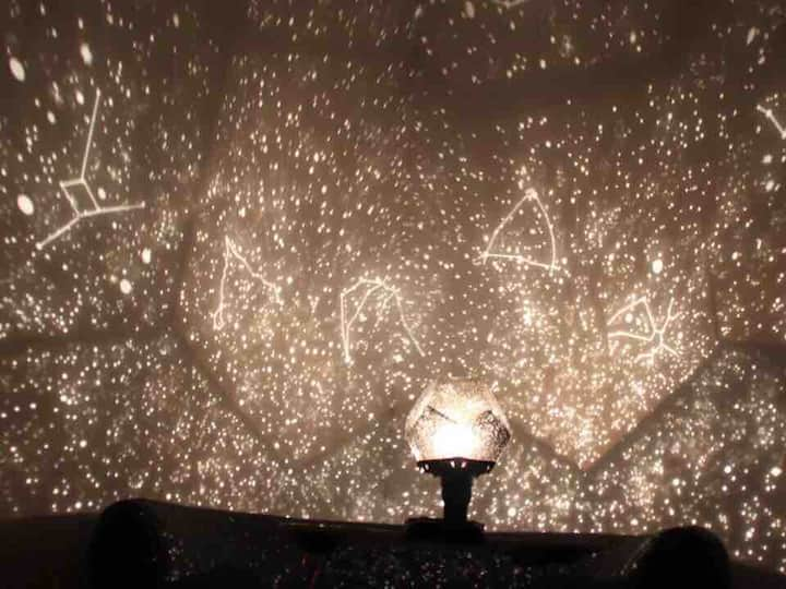 【遇见BM·昼夜一】/观夜景网红星星灯阳台/裕后街/星空夜灯