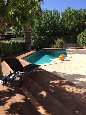 Grande maison avec piscine - Carry-le-Rouet - Ev