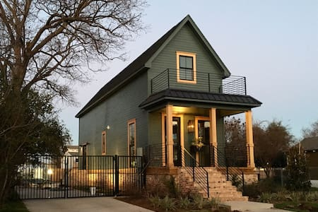 Shotgun House - Waco