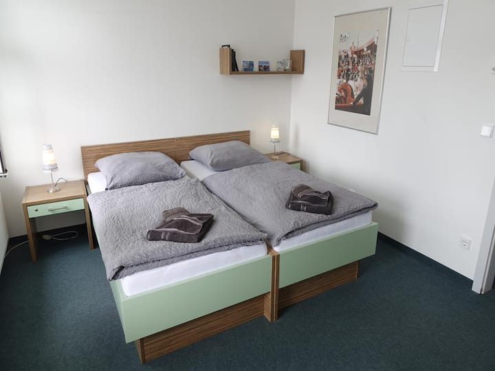 Double Room Comfort / Putbus for 2 Persons