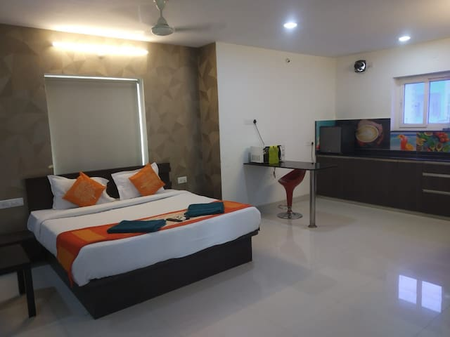 1Bhk Studio Suite room in kondapur