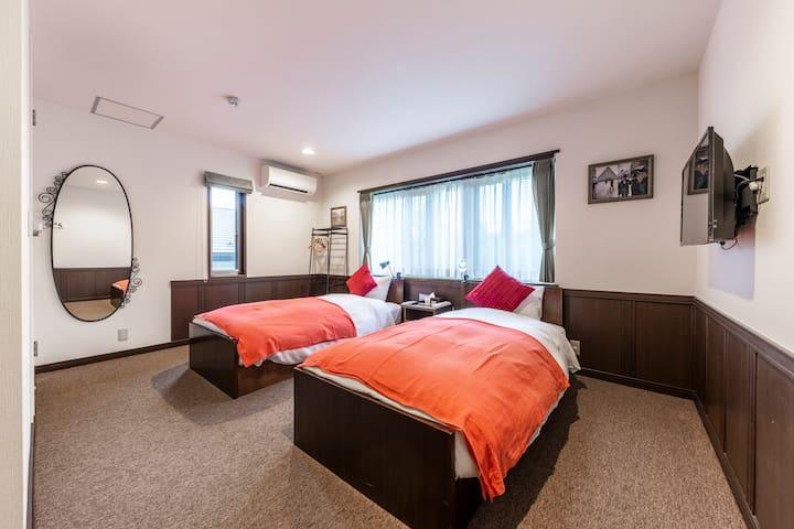 Minn Karuizawa Room211 /Free-Wifi/ Holiday cottage