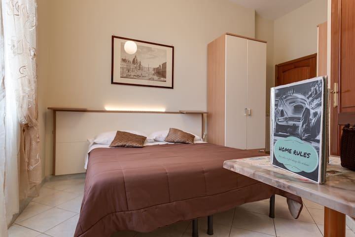 Love&Art in Rome double Room - Roma - House