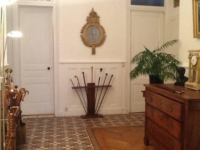 Chambre cosy chez l'habitant