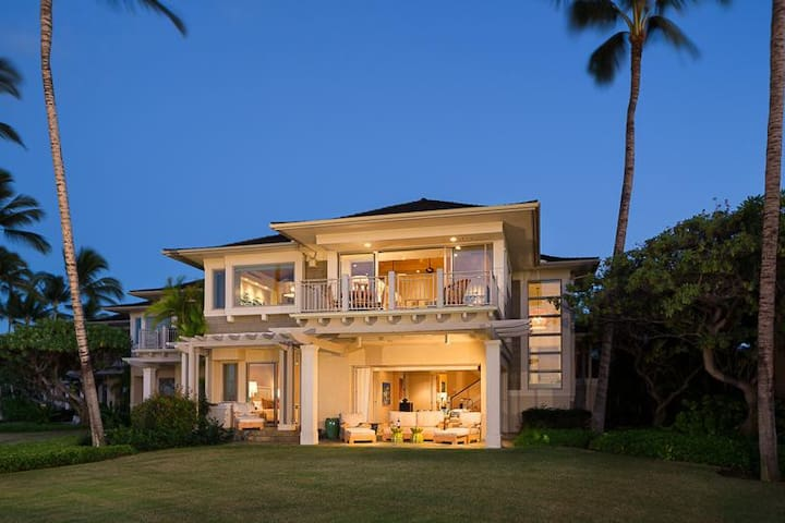 Hualalai Resort - Palm Villa 130A