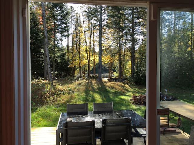 Private Cottage in St-Sauveur 4 month minimum