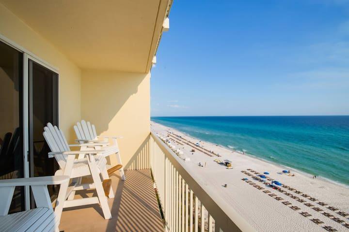 Beachfront Getaway!