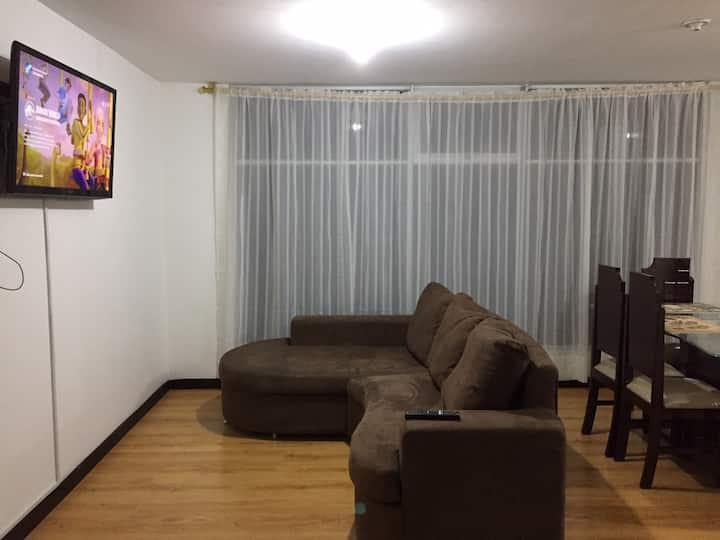 Apartamento ideal para hospedarte en Ipiales
