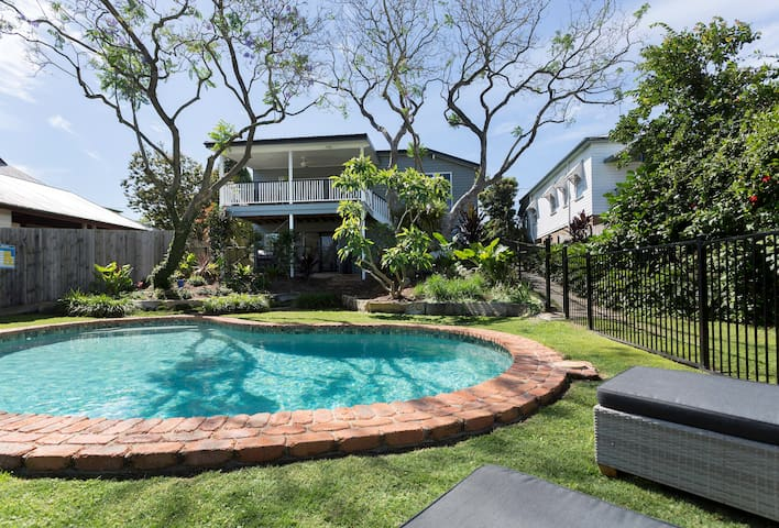 Greenslopes Getaway